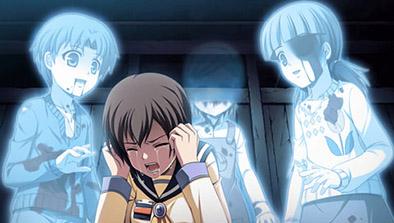 Horrory anime